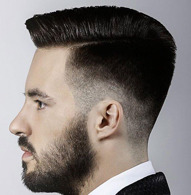Tutti tipi di taglio capelli uomo