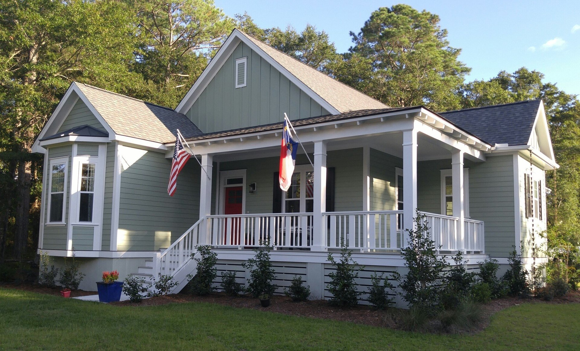 Cottages for sale southport nc homes for sale cl smith for Cottage builders nc