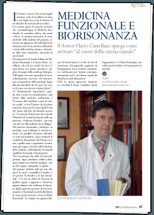 medicina funzionale Castellano