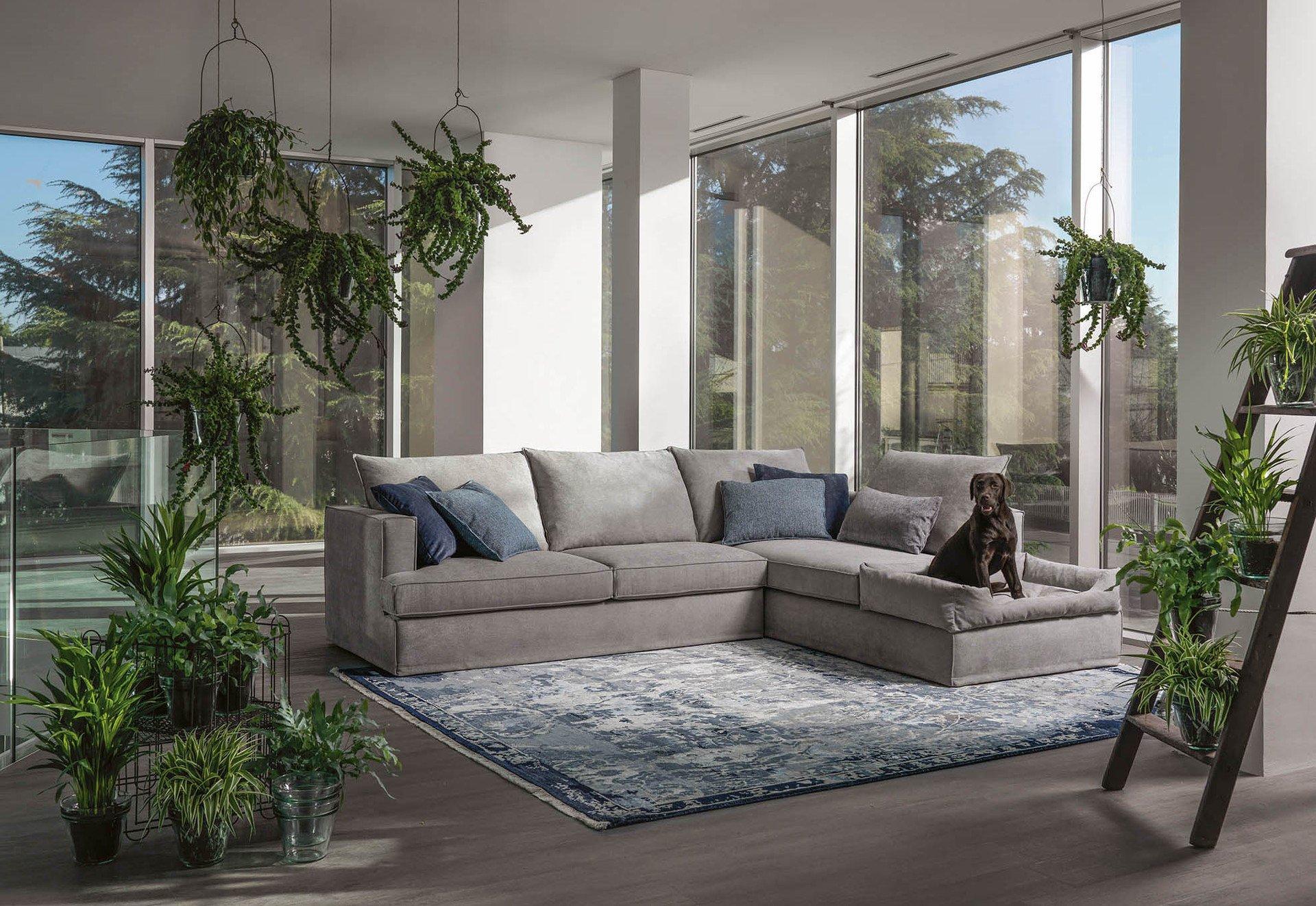 divano di lusso