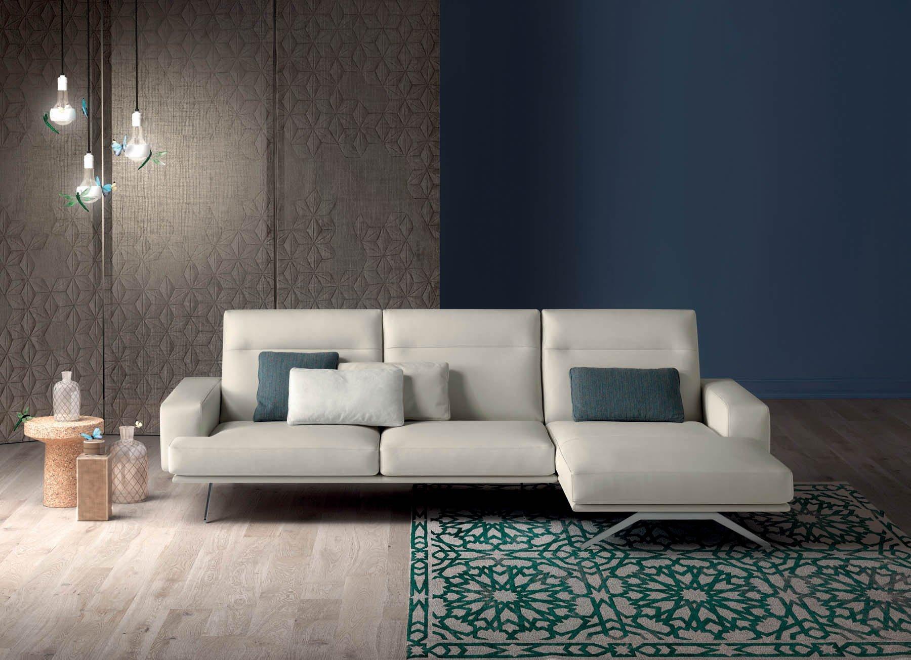 divano con isola