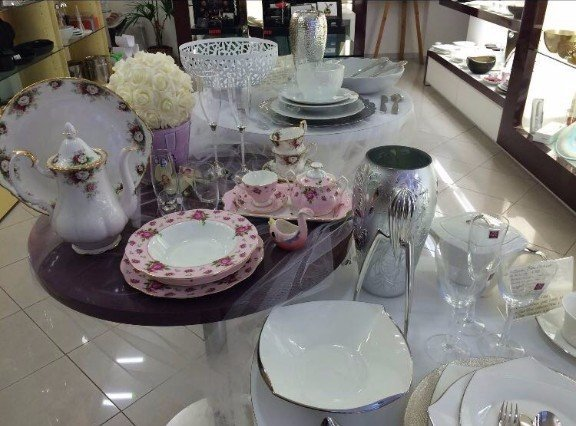 set di piatti