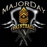 Majorday Paintball logo