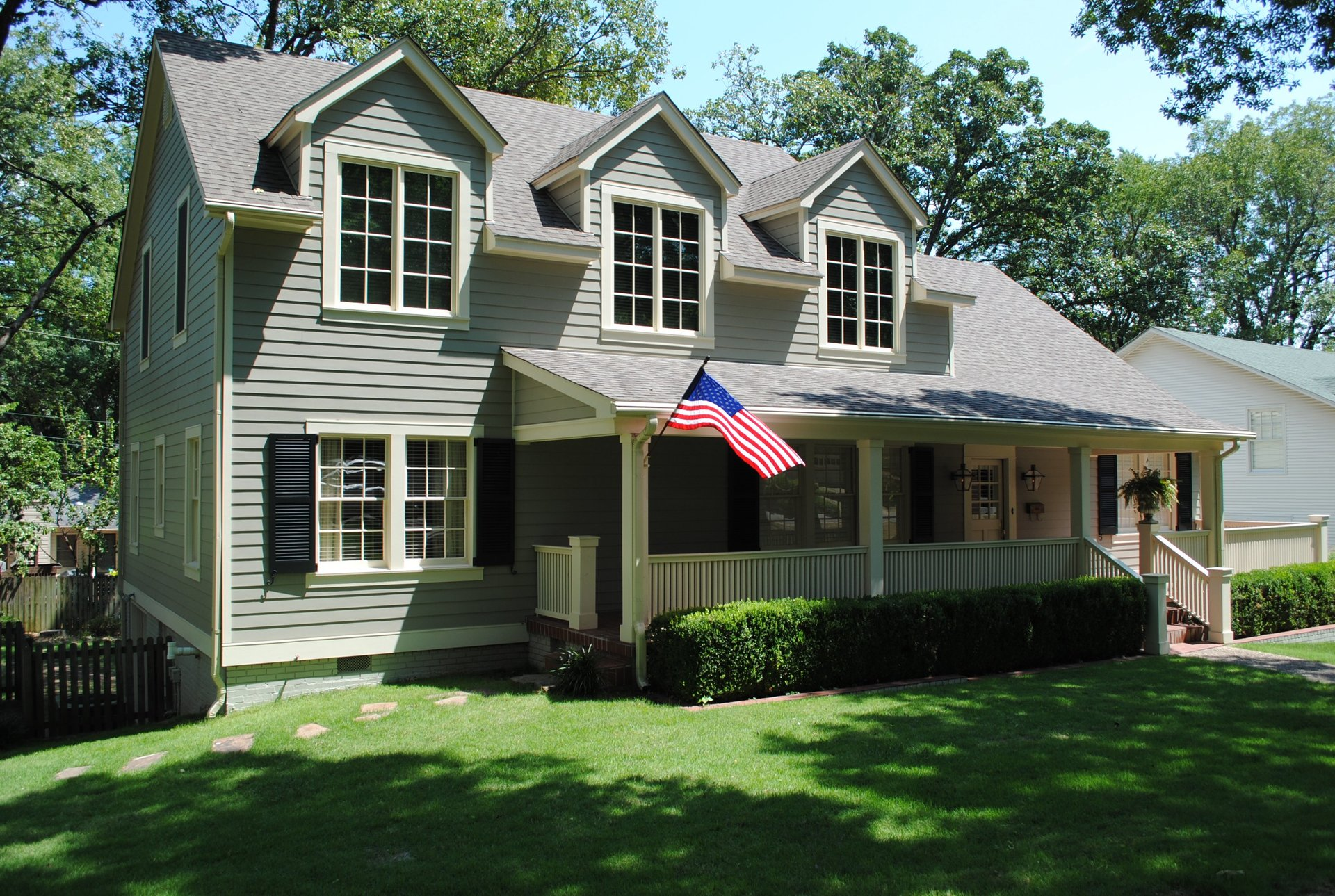 quality siding in Little Rock