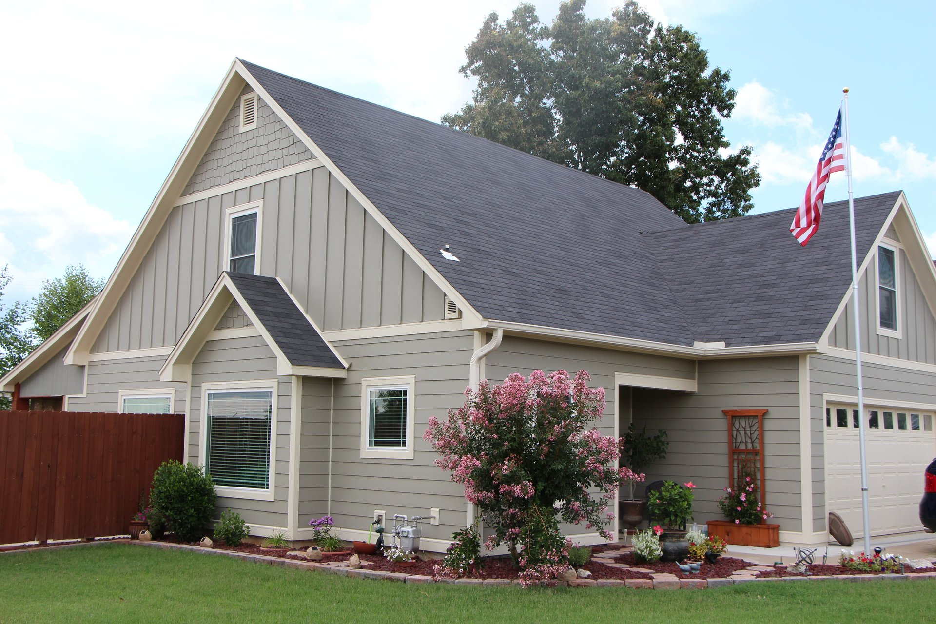 quality siding in North Little Rock, AR