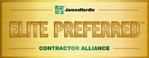 James Hardie Elite Preferred Contractor Arkansas