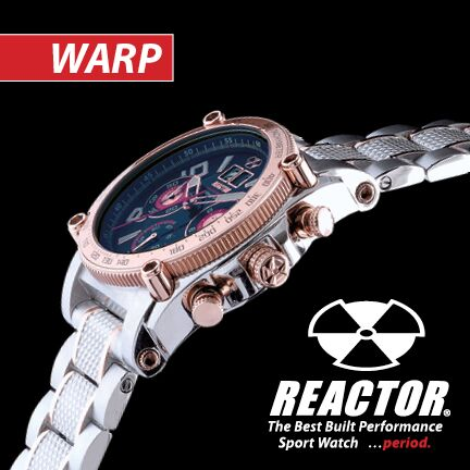 reactor watches in little rock