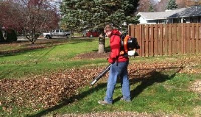 Landscaping contractor Erie, PA