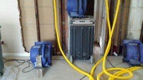 Water restoration Erie, PA