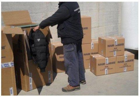 Fornitura scatole per traslochi
