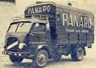 furgone panaro