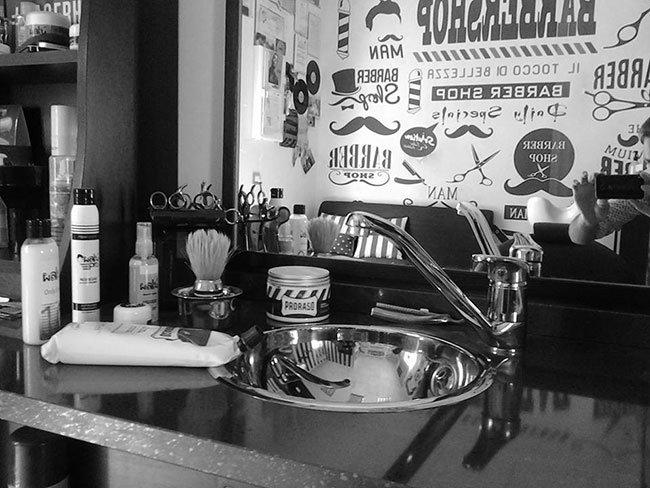 Un tocco di bellezza - Barber Shop a Salerno