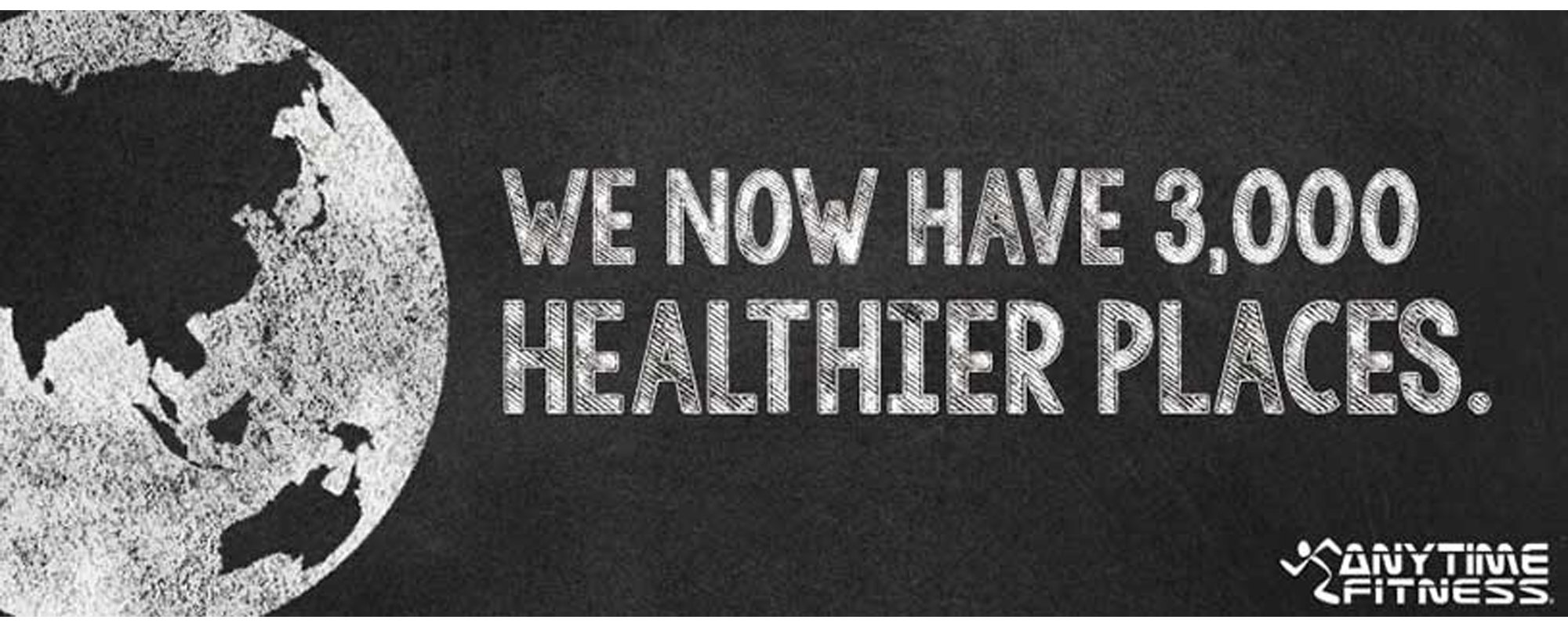 We now have 3000 healthier places
