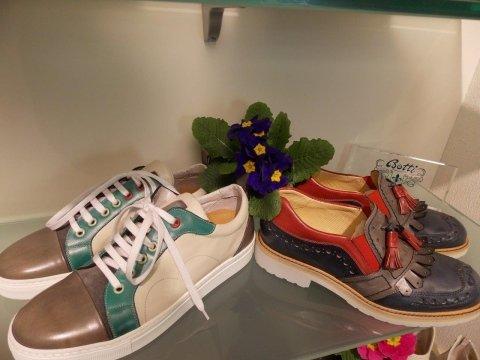 scarpe in pelle udine