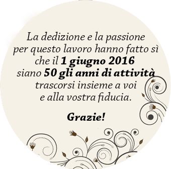 50° anno di attività a Udine