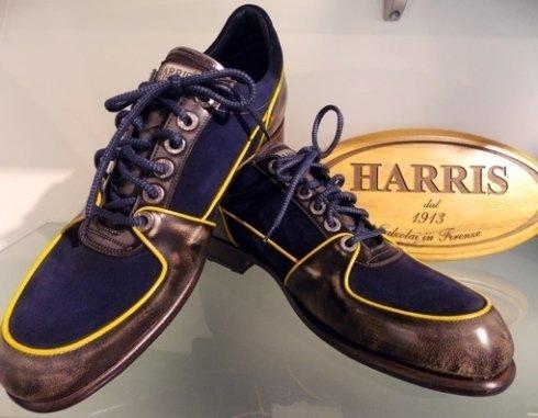 negozio scarpe harris