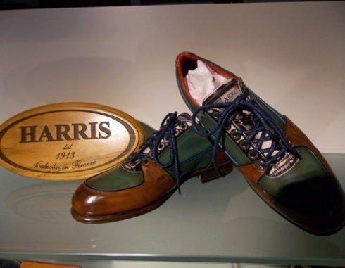 scarpe uomo Harris