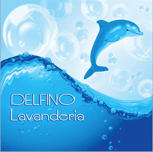 Delfino Lavanderia di Bortolan Ornella logo