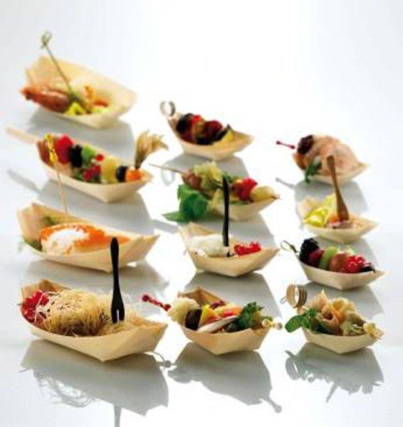 articoli in legno porta cibo