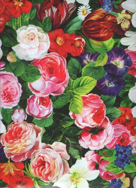 immagine di fiori colorati
