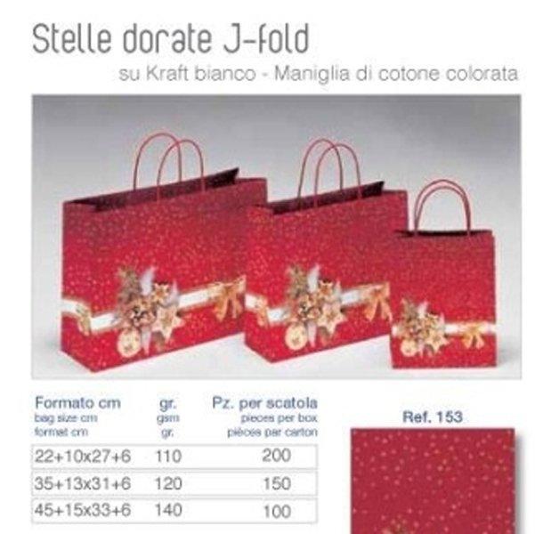 assortimento borse colorate natalizie
