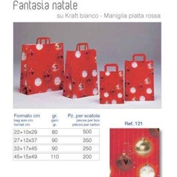 set di borse per regali natalizi