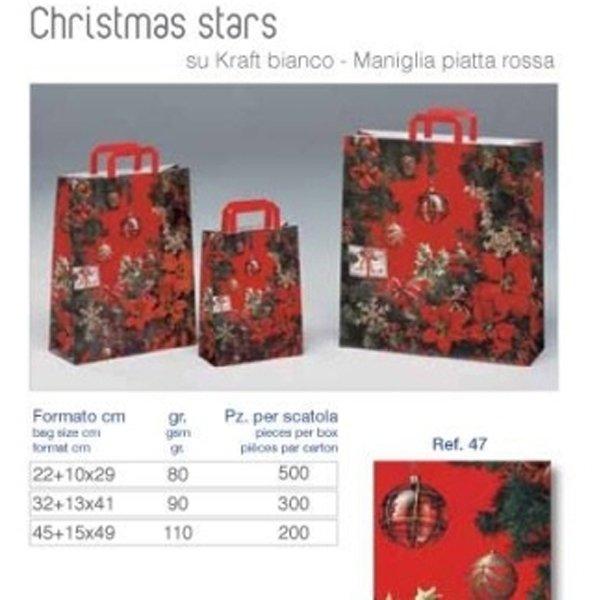 set di articoli natalizi