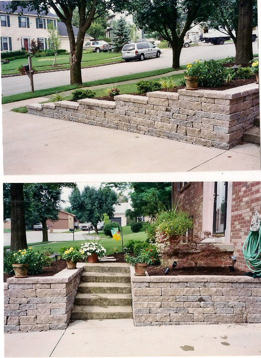 our landscaping company in Lexington, KY