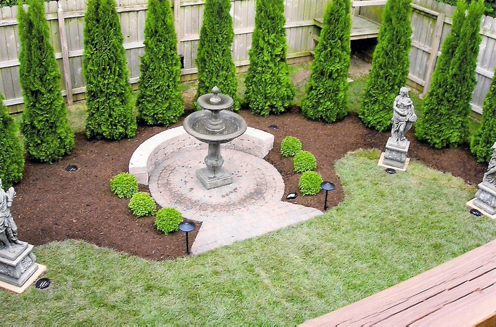 Landscaping company lexington ky moonlight landscaping inc for Landscaping business