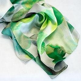 Printed foulards