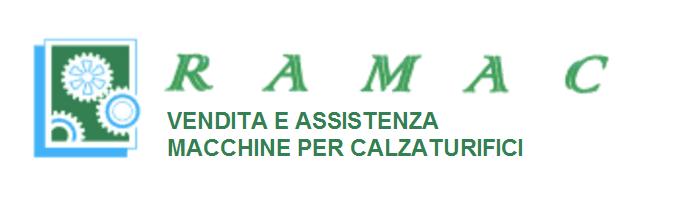 MACCHINE PER CALZATURIFICI RAMAC - Logo