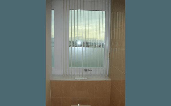 veneziana per bagno aperta