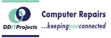 DDITP Computer Repairs logo