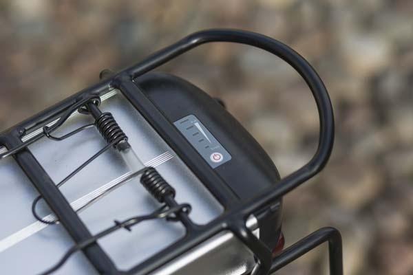 bicicletta elettrica dettaglio