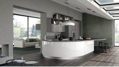 Arredo cucina living soggiorno con i mobili di qualità a Brindisi