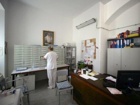 Personale infermieristico a disposizione degli ospiti 24 ore su 24.