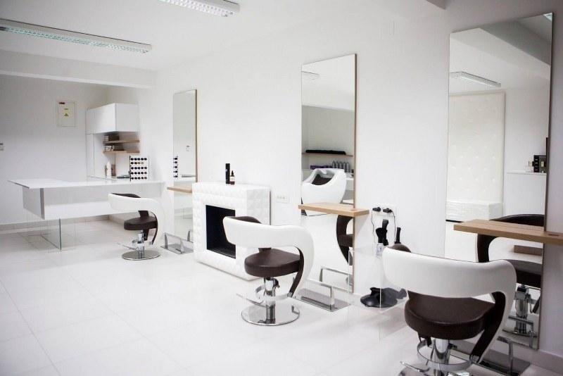 Mobili per parrucchieri