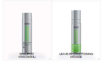 prodotti per volume capelli