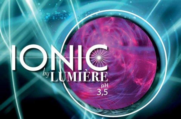 ionic lumiere
