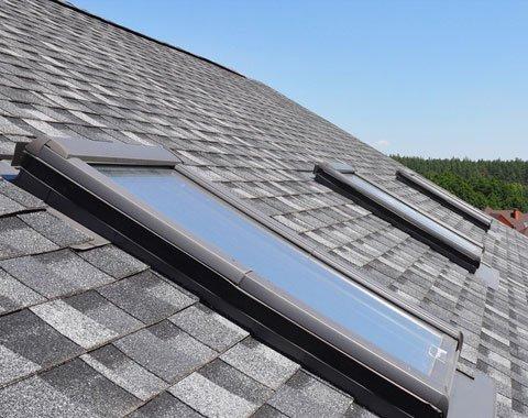 sturdy roof