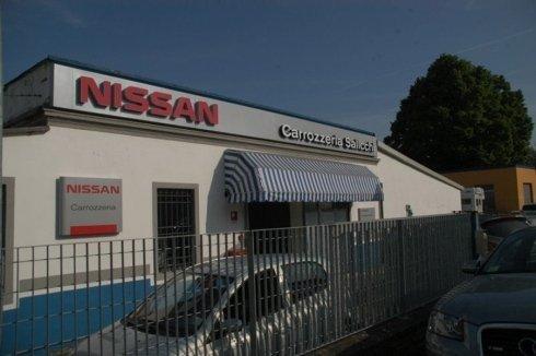 Autofficina autorizzata per le riparazioni meccaniche delle auto a marchio Nissan