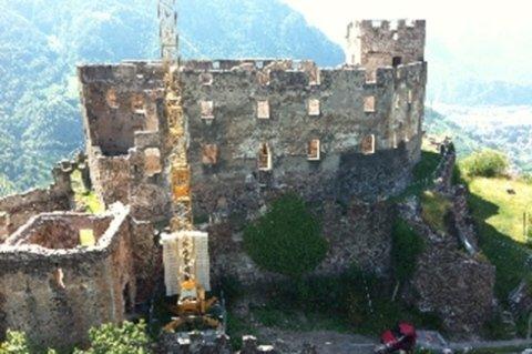 restauro rovina rafenstein