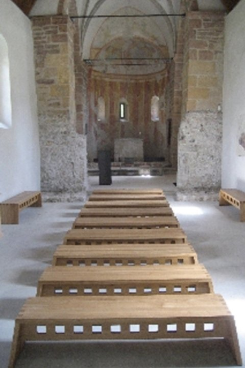 restauro rovina storica