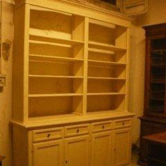 libreria laccata bianco