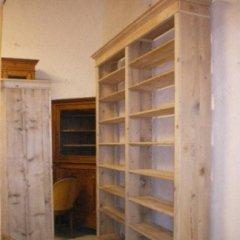libreria legno abete