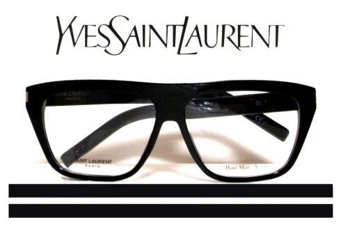yves saint laurent occhiali da vista neri