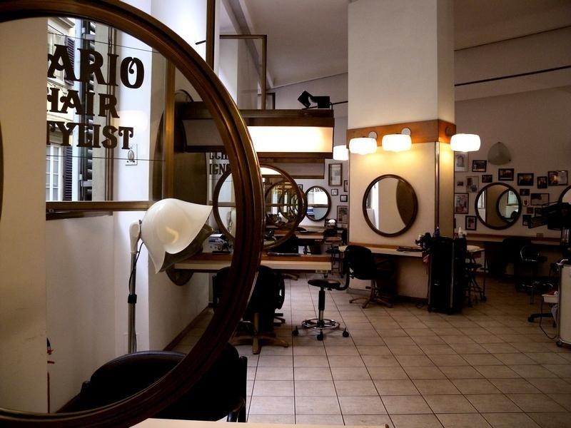Il Salone Mario di Via Della Vigna