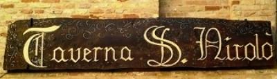 taverna s.nicolò
