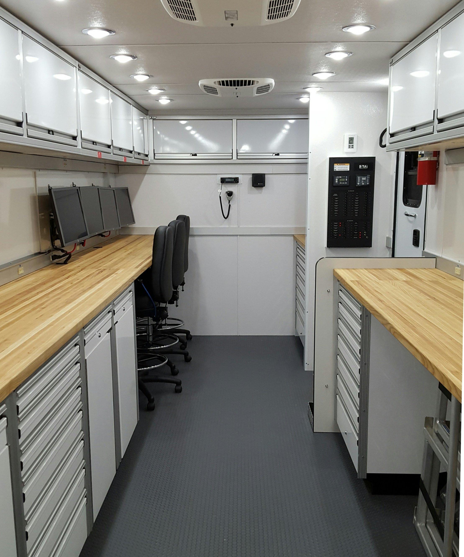 Command Center Interior