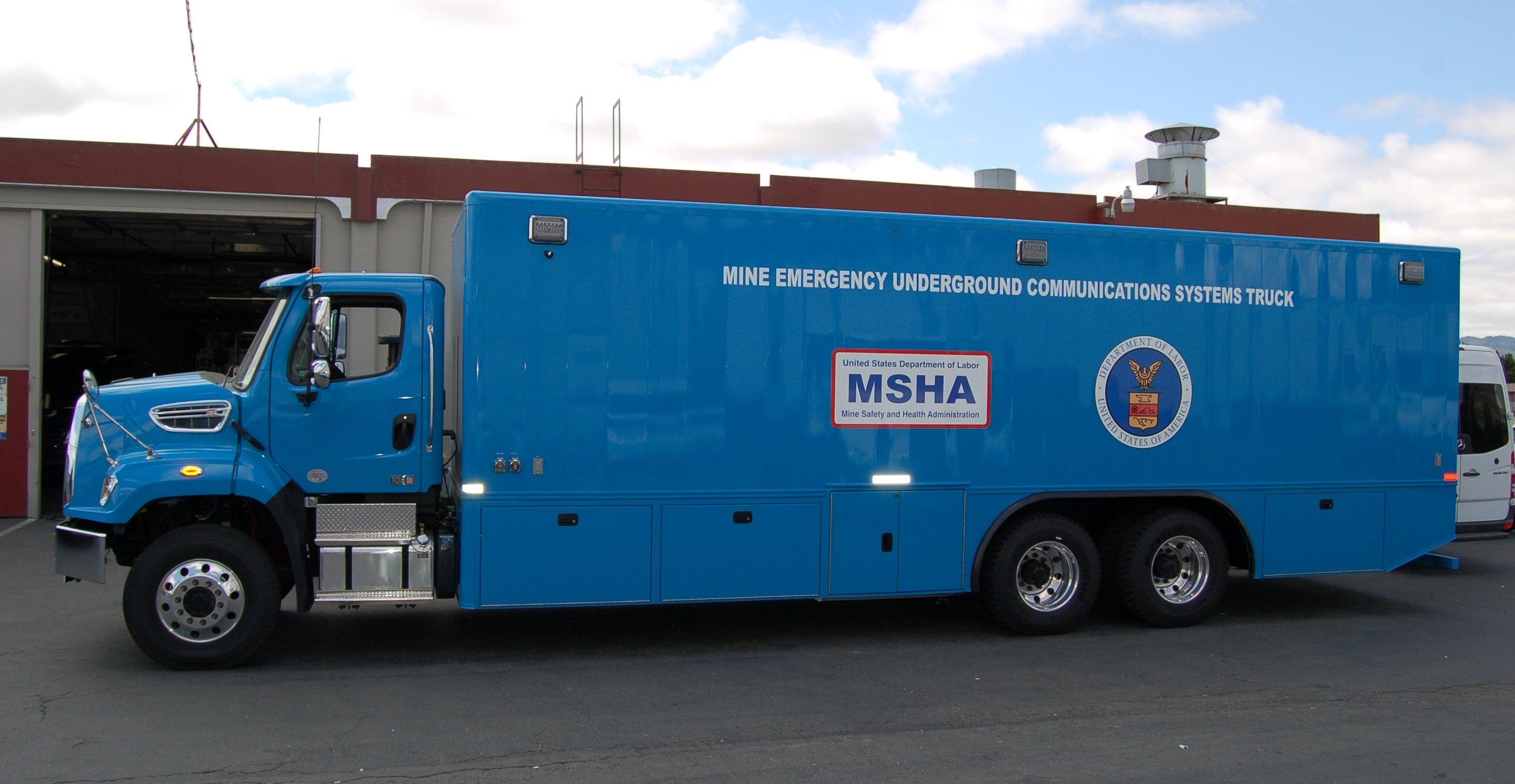 Communications Vehicles